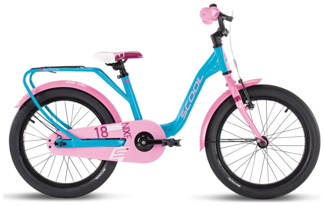 Kinder / Jugend S´cool niXe alloy 18 turquoise/pink 2021