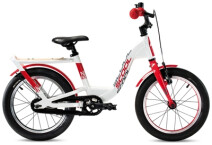 Kinder / Jugend S´cool niXe EVO 16-1 FW pearlwhite/red