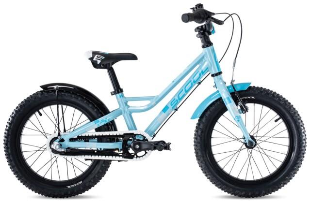 Kinder / Jugend S´cool faXe alloy 16-3 lightblue 2021