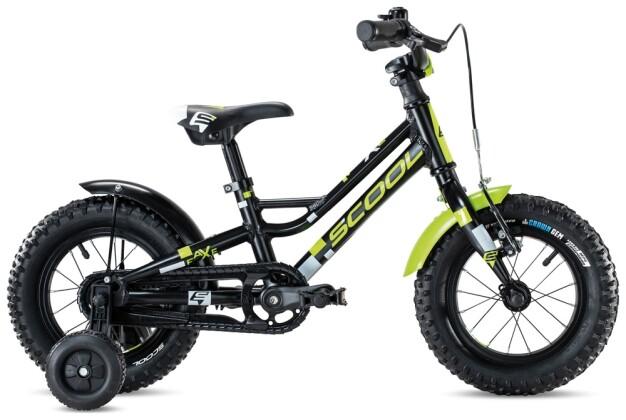 Kinder / Jugend S´cool faXe alloy 12 black /lemon 2021
