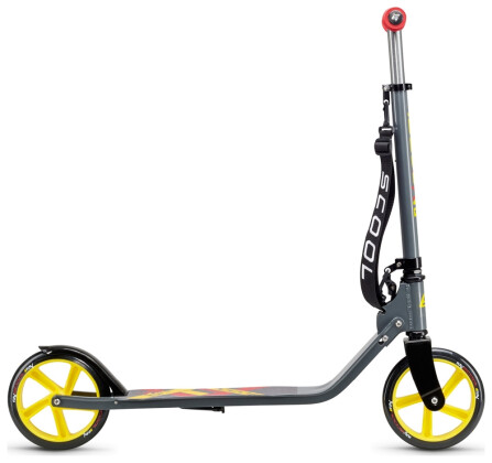Kinder / Jugend S´cool flax 8.3 black/yellow 2021