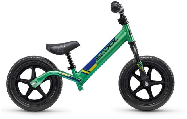 Kinder / Jugend S´cool pedeX race light anodized neon green 2021