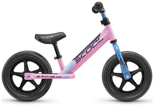 Kinder / Jugend S´cool pedeX race pink/black 2021