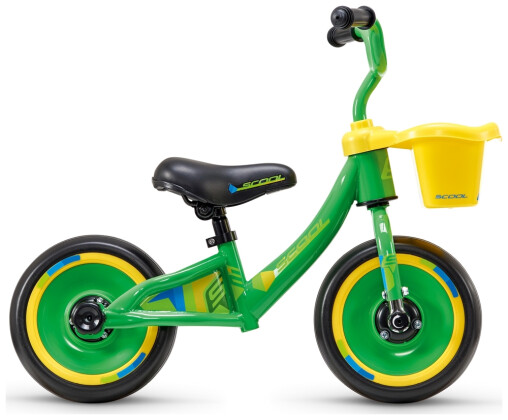 Kinder / Jugend S´cool pedeX 3in1 green/yellow 2021