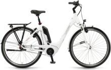 e-Citybike Winora Tria N7 Weiß