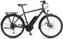 e-Trekkingbike Winora Tria 9 Schwarz matt High