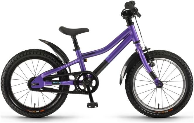 Kinder / Jugend Winora Rage 16 Violett 2021