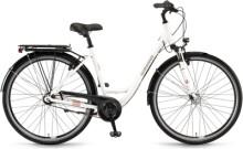 Citybike Winora Hollywood N7 Weiß