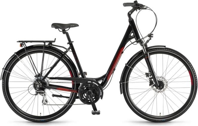Trekkingbike Winora Domingo 24Disc Low 2021
