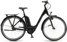 e-Citybike Winora Tria N7 eco Onyxschwarz