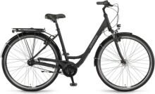 Citybike Winora Hollywood N7 Schwarz matt