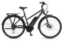 e-Trekkingbike Winora Tria 8 Dullgray matt Mid