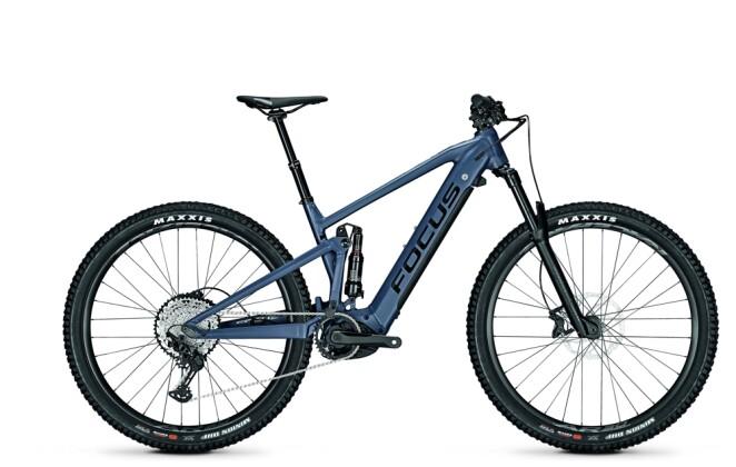 E-Bike Focus JAM² 6.7 Nine Stone Blue 2021