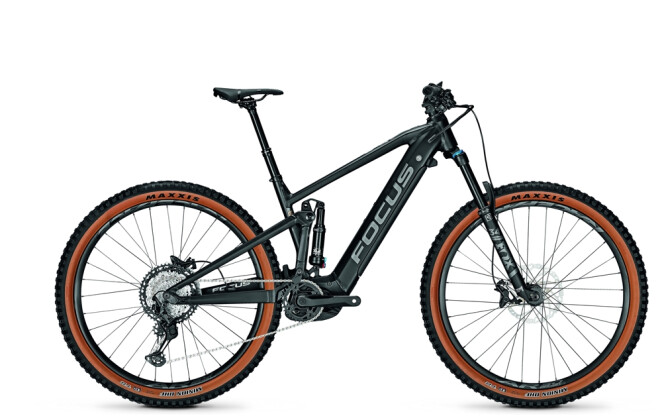 e-Mountainbike Focus JAM² 6.8 Nine Magic Black 2021