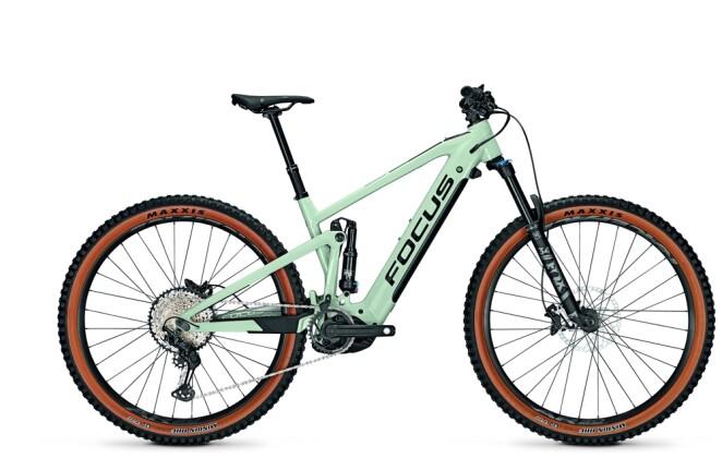 e-Mountainbike Focus JAM² 6.8 Nine Sky Grey 2021