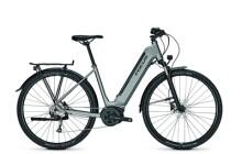 e-Trekkingbike Focus PLANET² 5.8 Toronto Grey