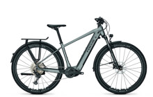 E-Bike Focus AVENTURA² 6.8 Toronto Grey