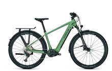 E-Bike Focus AVENTURA² 6.8 Mineral Green