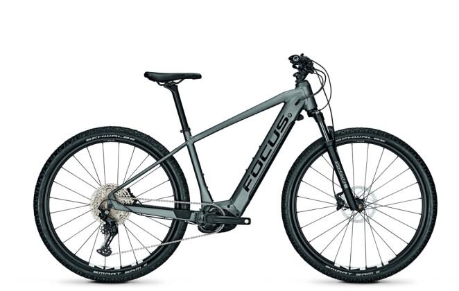 E-Bike Focus JARIFA² 6.8 Seven Toronto Grey 2021