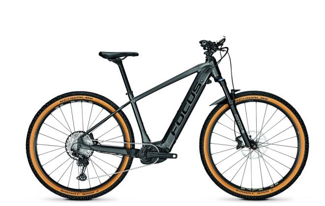 e-Mountainbike Focus JARIFA² 6.9 Nine Diamond Black 2021