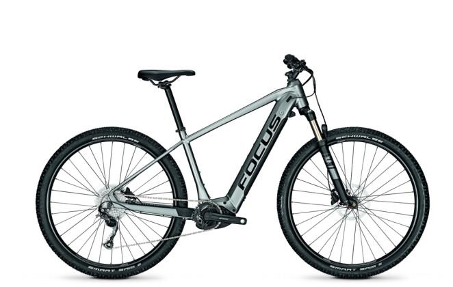 e-Mountainbike Focus JARIFA² 6.7 Nine Toronto Grey 2021