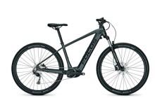 E-Bike Focus JARIFA² 6.6 Nine Diamond Black