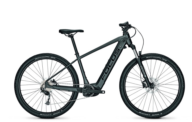 e-Mountainbike Focus JARIFA² 6.6 Nine Diamond Black 2021