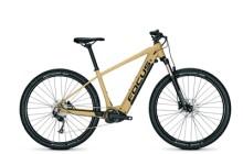E-Bike Focus JARIFA² 6.6 Nine Sand Brown