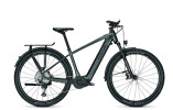 e-Trekkingbike Focus AVENTURA² 6.9 Diamond Black