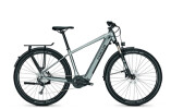 e-Trekkingbike Focus AVENTURA² 6.7 Toronto Grey