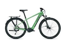 E-Bike Focus AVENTURA² 6.7 Mineral Green