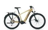 e-Trekkingbike Focus AVENTURA² 6.6 Sand Brown