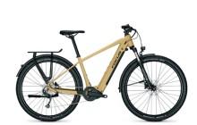 E-Bike Focus AVENTURA² 6.6 Sand Brown