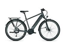 e-Trekkingbike Focus PLANET² 5.7 Diamond Black