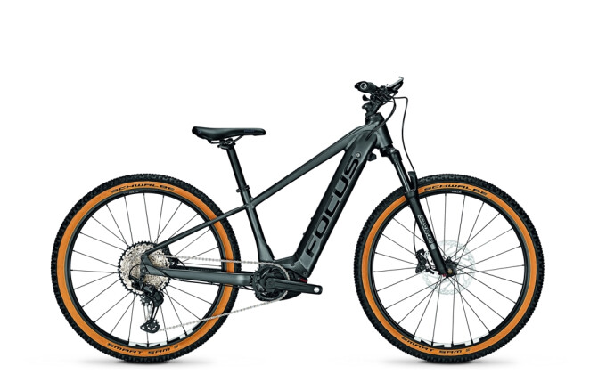 e-Mountainbike Focus JARIFA² 6.9 Seven Diamond Black 2021