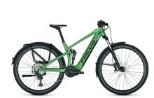 e-SUV Focus Thron² 6.8 EQP Mineral Green