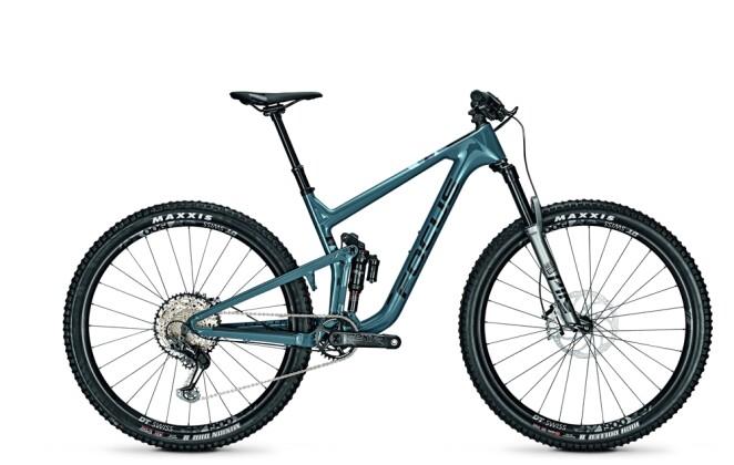 Mountainbike Focus JAM 8.9 Nine Heritage Blue 2021