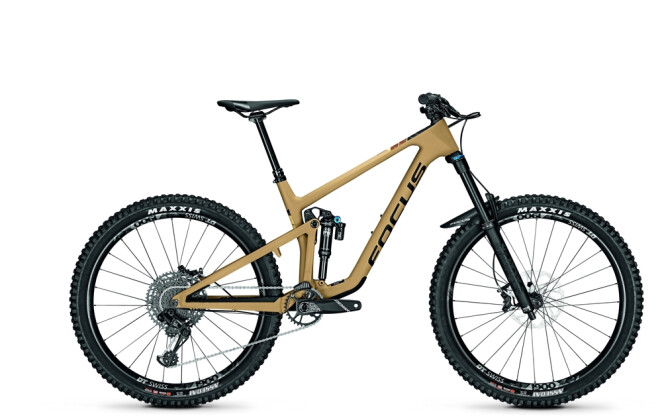 Mountainbike Focus FOCUS SAM 9.9 Sand Brown Matt 2021