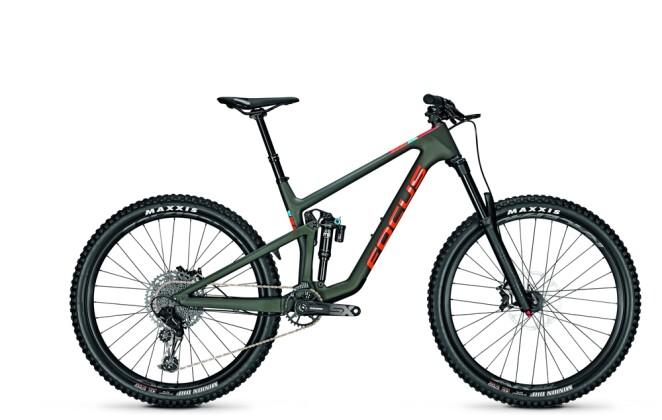 Mountainbike Focus FOCUS SAM 8.8 Olive 2021