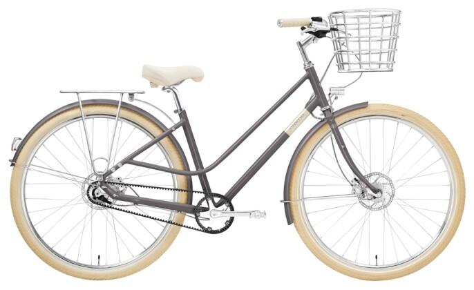 Citybike Creme Cycles Eve 7 (beltdrive), 7s, dynamo 2021