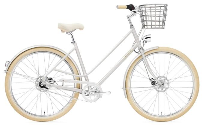 Citybike Creme Cycles Eve 7, 7s Dynamo grey 2021