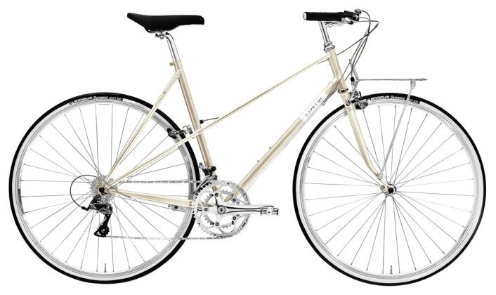 Race Creme Cycles Echo Solo Mixte 16-speed 2021