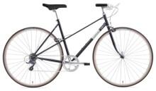 Race Creme Cycles Echo Uno Mixte 8-speed black
