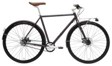 Citybike Creme Cycles Ristretto Speedster (beltdrive) 7 speed, Dynamo