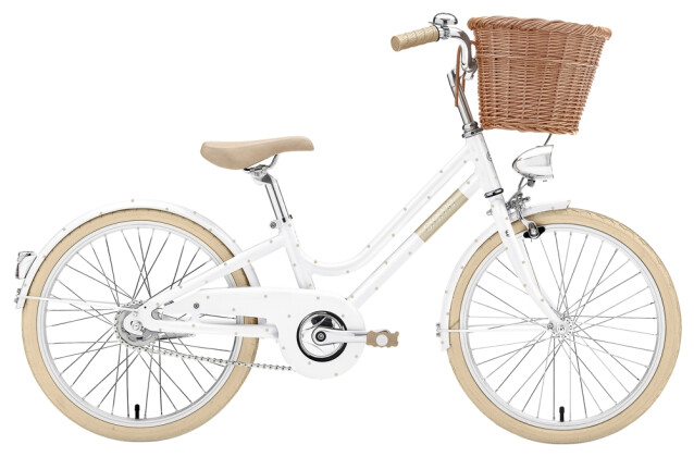 "Kinder / Jugend Creme Cycles Mini Molly 20"" 3-speed white 2021"
