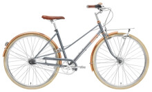 Citybike Creme Cycles Caferacer Lady Doppio 7-speed dynamo grey