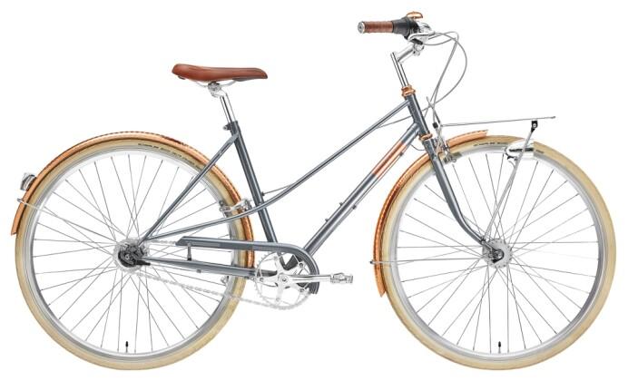 Citybike Creme Cycles Caferacer Lady Doppio 7-speed dynamo grey 2021