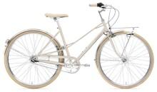 Citybike Creme Cycles Caferacer Lady Doppio 7-speed dynamo gold