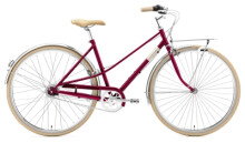Citybike Creme Cycles Caferacer Lady Solo 7-speed red