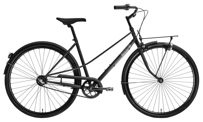 Citybike Creme Cycles Caferacer Lady Uno 3-speed black 2021